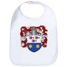 Van Nuys Coat of Arms Bib