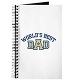 World's Best Dad Journal