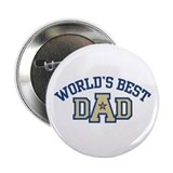 "World's Best Dad 2.25"" Button"