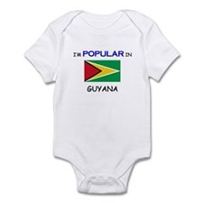 I'm Popular In GUYANA Infant Bodysuit
