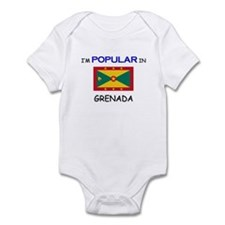 I'm Popular In GRENADA Infant Bodysuit