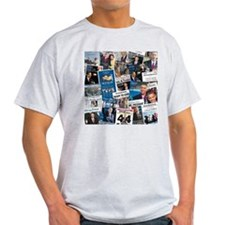 Historic Inauguration Headlines T-Shirt
