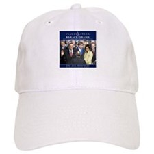 Obama Inauguration Photo Baseball Cap