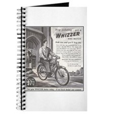 """1946 Whizzer Ad"" Journal"