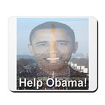 Help Obama Mousepad
