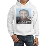 Help Obama Hooded Sweatshirt