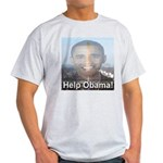 Help Obama Light T-Shirt