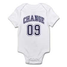 President Obama Change 09 Infant Bodysuit