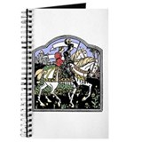 Knight and Maiden on Horseback Journal
