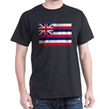 Beloved Hawaii Flag Modern St T-Shirt