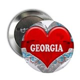 "My Heart Georgia Vector Style 2.25"" Button"