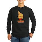 Stop Communist Parties! Long Sleeve Dark T-Shirt