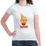 Stop Communist Parties! Jr. Ringer T-Shirt