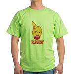 Stop Communist Parties! Green T-Shirt