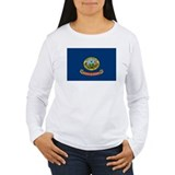 Beloved Idaho Flag Modern Sty T-Shirt