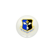 Weather Service Mini Button (10 pack)