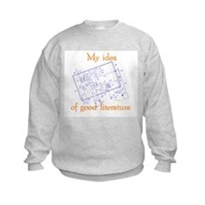 Radio Schematic Sweatshirt