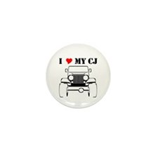 Cute Tj Mini Button (10 pack)