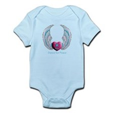 Dance for Peace Infant Bodysuit