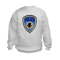 South Lake Tahoe PD Kids Sweatshirt
