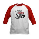 Time To Believe MELANOMA Tee