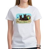 Life's a Beach Scottish Terri Tee