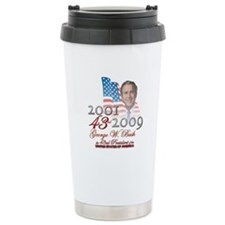 43rd President - Ceramic Travel Mug