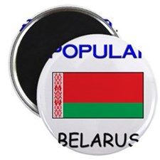 I'm Popular In BELARUS Magnet