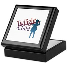 TWILIGHT CHILD Keepsake Box