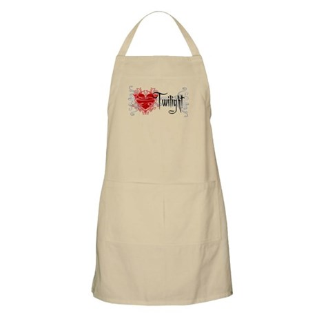 Twilight Movie BBQ Apron