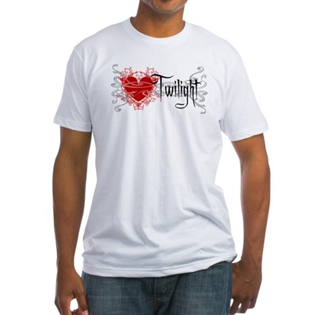 Twilight Movie Fitted T-Shirt