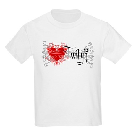 Twilight Movie Kids Light T-Shirt