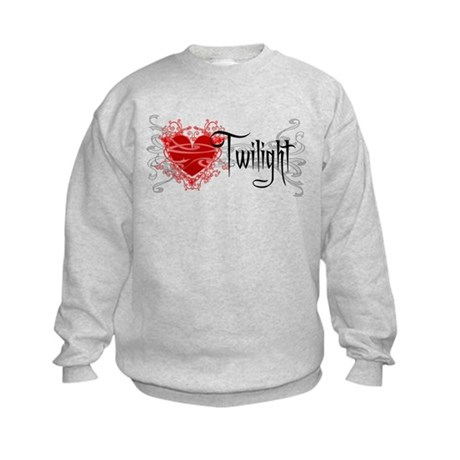 Twilight Movie Kids Sweatshirt