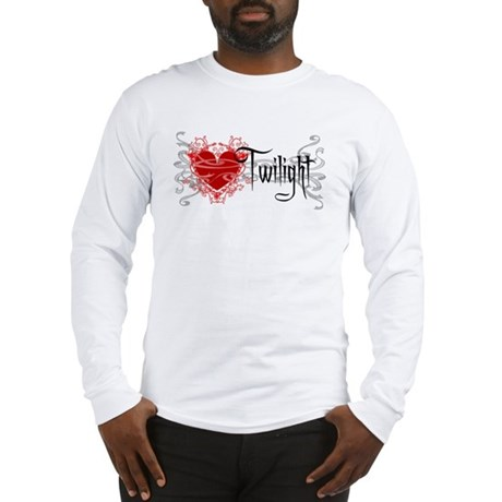 Twilight Movie Long Sleeve T-Shirt