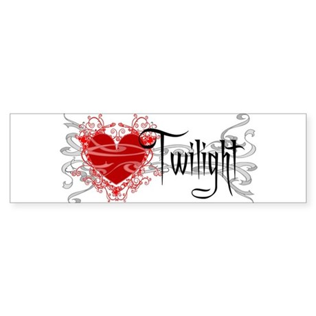 Twilight Movie Bumper Sticker