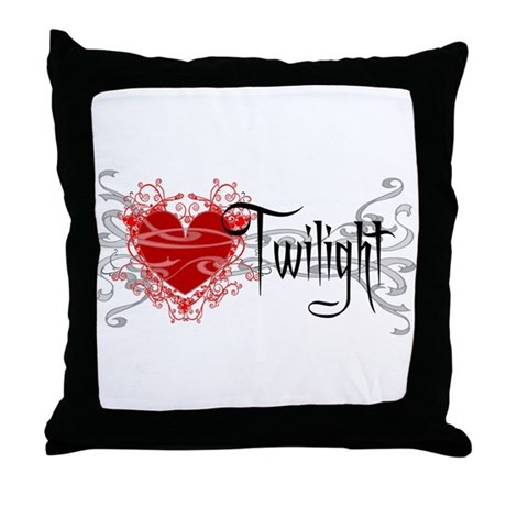 Twilight Movie Throw Pillow