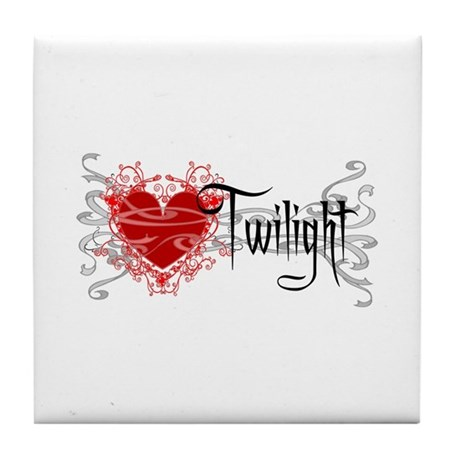 Twilight Movie Tile Coaster