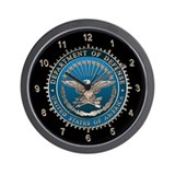 Defense Department Wall Clock
