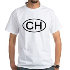 Switzerland - CH - Oval Premium Shirt