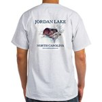 Jordan Lake Ash Grey T-Shirt