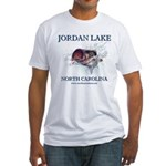 Jordan Lake Fitted T-Shirt