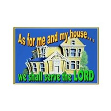 My House magnet