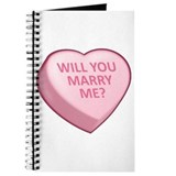 WILL YOU MARRY ME? Journal
