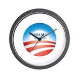 Re-Elect Barack Obama 2012 Wall Clock