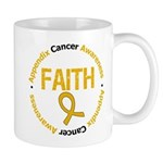 Appendix Cancer Faith Mug