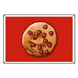 Love Chip Cookie Banner