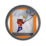 Aiden Mabry Wall Clock