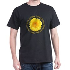 Daisy Mother of the Groom T-Shirt