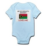 My Ni-Vanuatu Grandpa Loves Me Infant Bodysuit