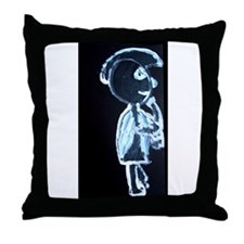 Terrance Roberts Throw Pillow